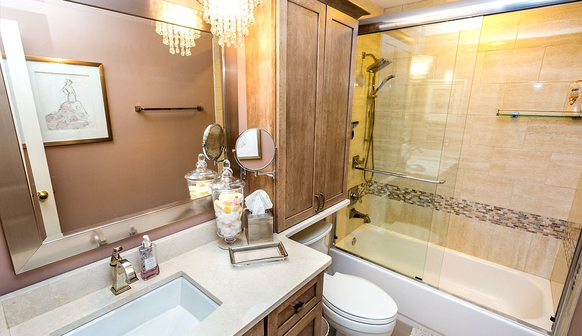 What to Expect from A Professional Bathroom Remodeling Company in Vienna, VA