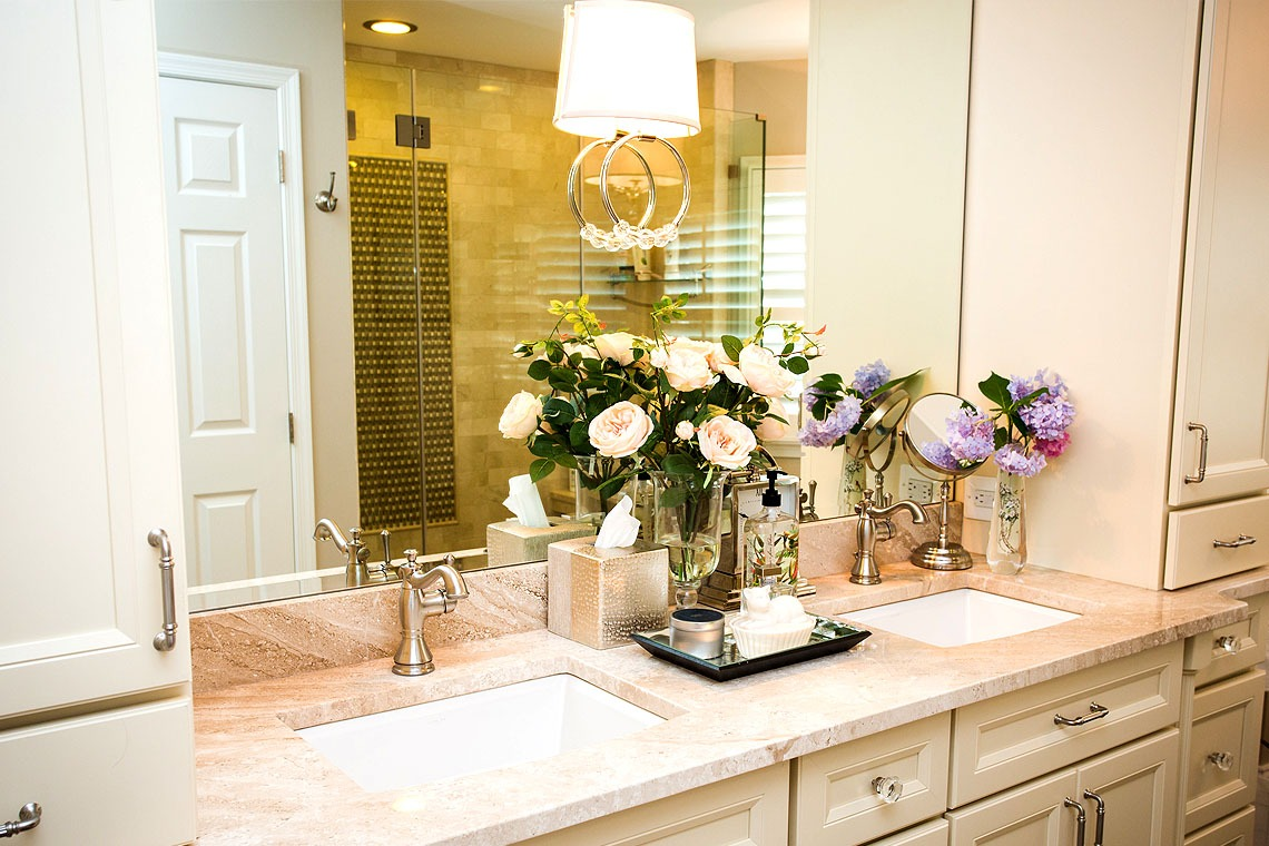 Although the bathroom is a very functional space—this is where you bathe, brush your teeth, pamper, and get ready for your day—why should it be plain and ...