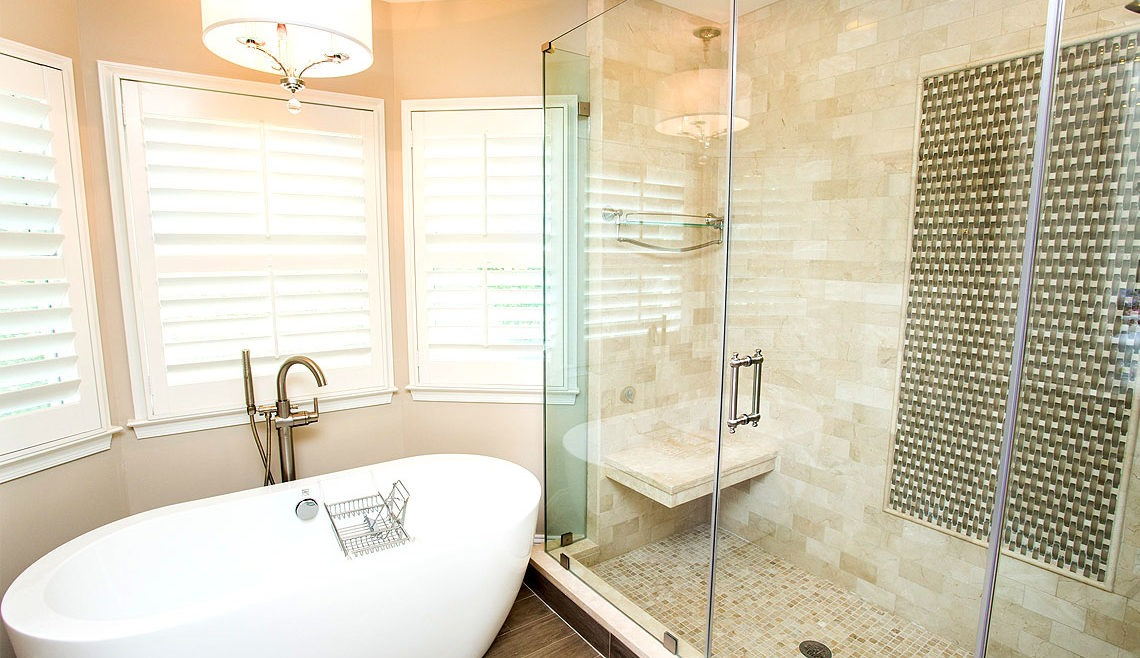 Three Recommendations For Redesigning Your Small Bathroom