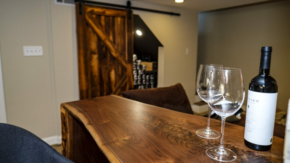 Wine Cellar vs. Wet Bar: Which is Better for Your Home?
