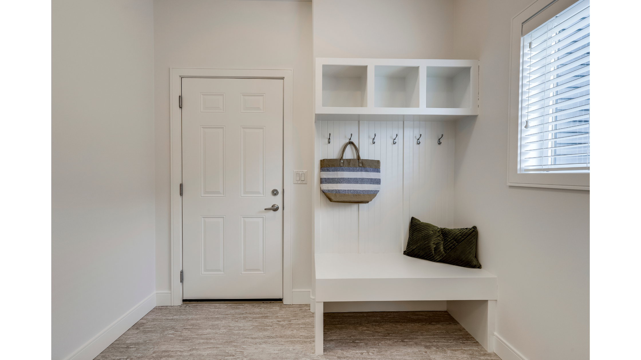 Why Your Dream Home Needs a Mudroom